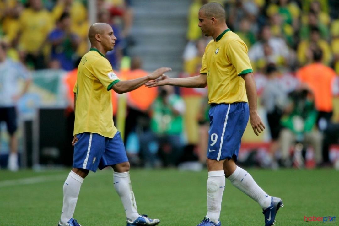 Roberto Carlos ile birlikte Ronaldo'da geliyordu Zico veto etti