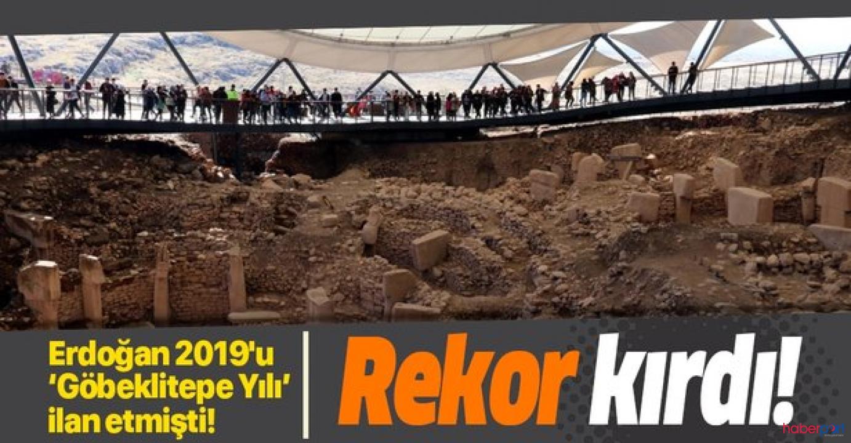Sanal müze uygulamasına alınan Göbeklitepe'ye rekor ziyaret!