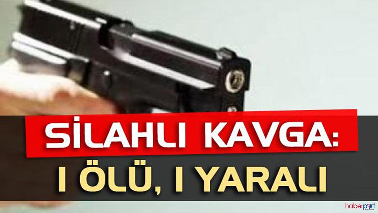 Sivas'ta silahlı kavgada kan aktı! 1 ölü 1 yaralı