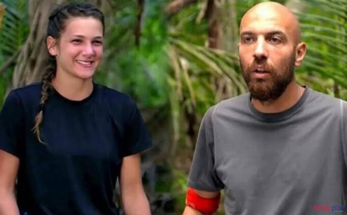Survivor Sercan'ın adadaki aşk macerası yüzünden hayatı alt üst oldu