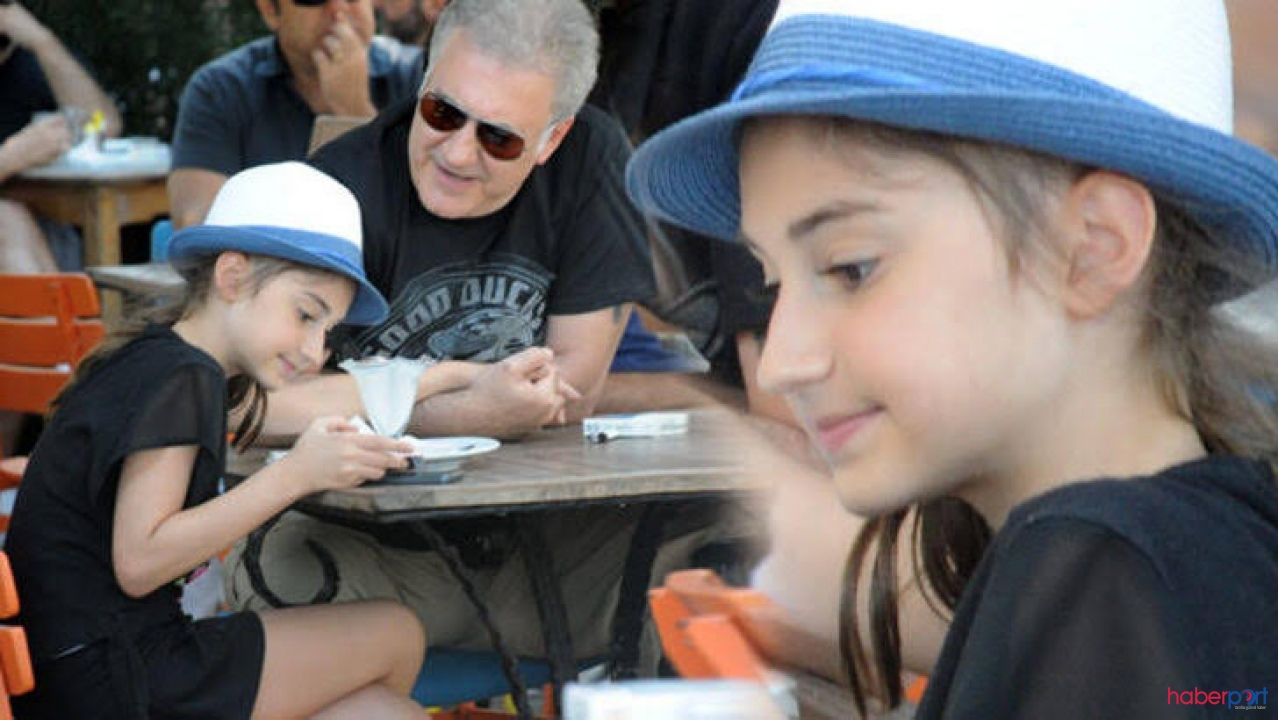 Tamer Karadağlı'nın 14 yaşındaki kızı köşe yazarı oldu