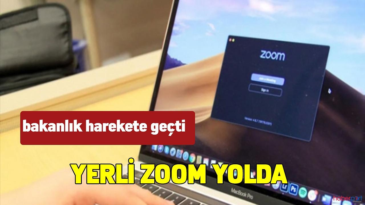 Zoom'a rakip yerli uzaktan eğitim programı