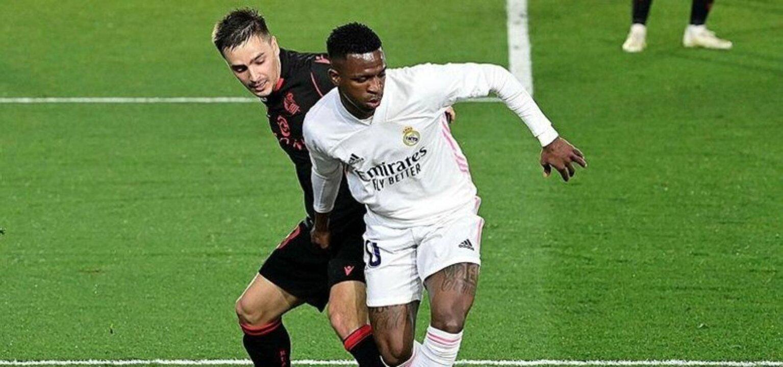 Real Madrid ve Real Sociedad puanları paylaştı: Real Madrid 1-1 Real Sociedad