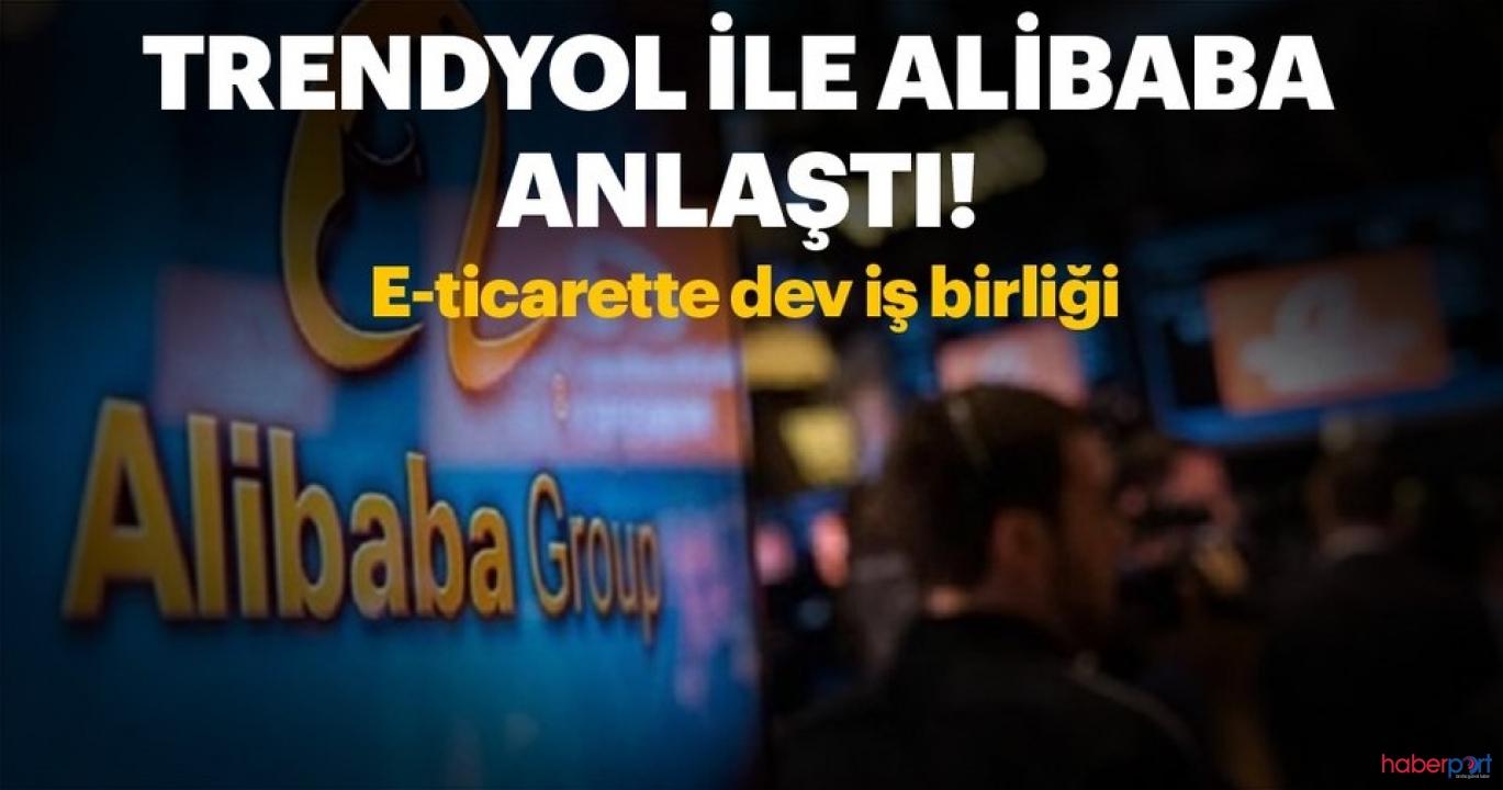 Alibaba'dan Trendyol'a 350 milyon dolarlık katılım