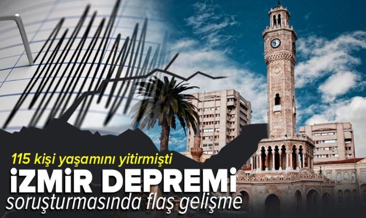 İzmir depremi soruşturmasında savcılıktan 22 kişiye gözaltı kararı!