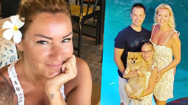 Pınar Altuğ'dan eşi ve kızıyla olan fotoğrafını paylaştı