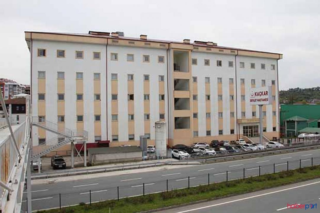 Rize'de ikinci aşı merkezi kuruldu
