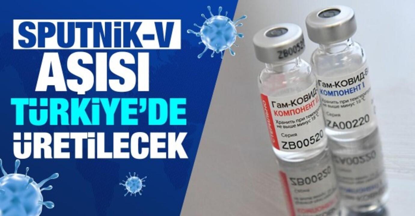 Rusya, Türk Viscoran şirketiyle Sputnik V aşısının üretimi için anlaştı!