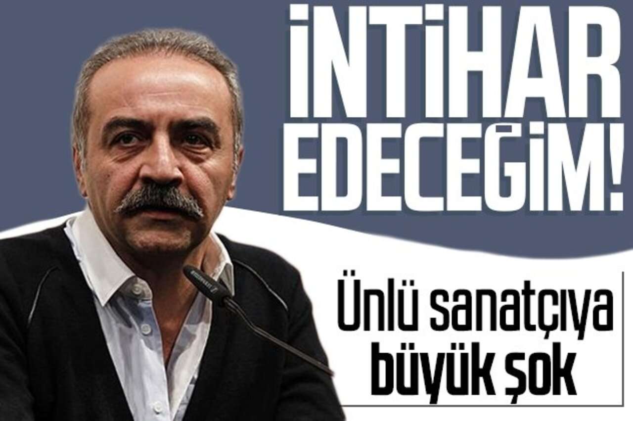 Yılmaz Erdoğan'a intihar şoku! Soluğu savcılıkta aldı..