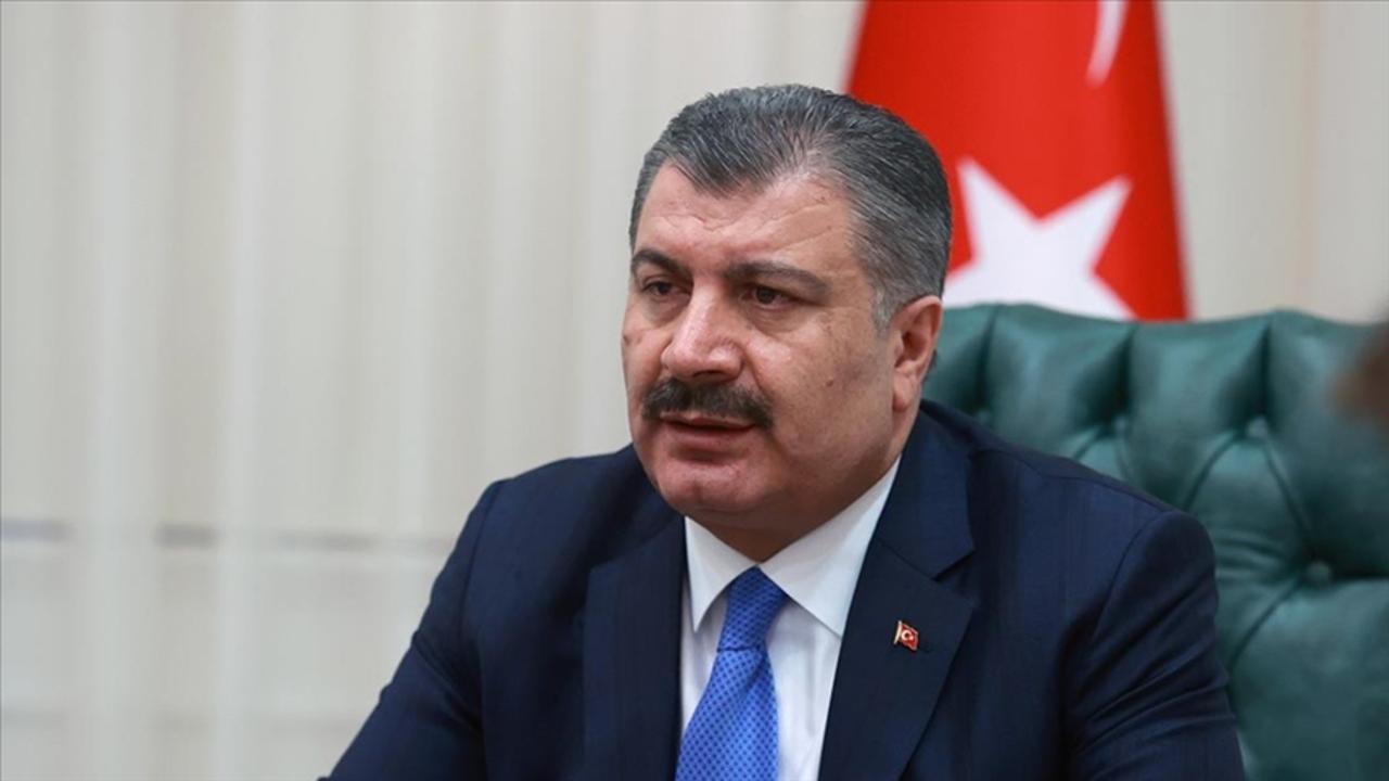 Fahrettin Koca yaz döneminde tüm vatandaşların aşılanacağını ifade etti
