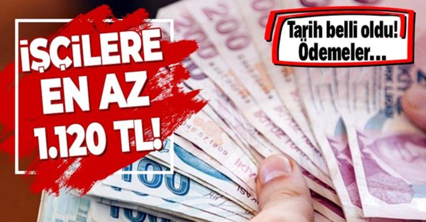 İşçilere 1.102 TL'lik bayram tediye ödemeleri yarın hesaplara yatıyor!