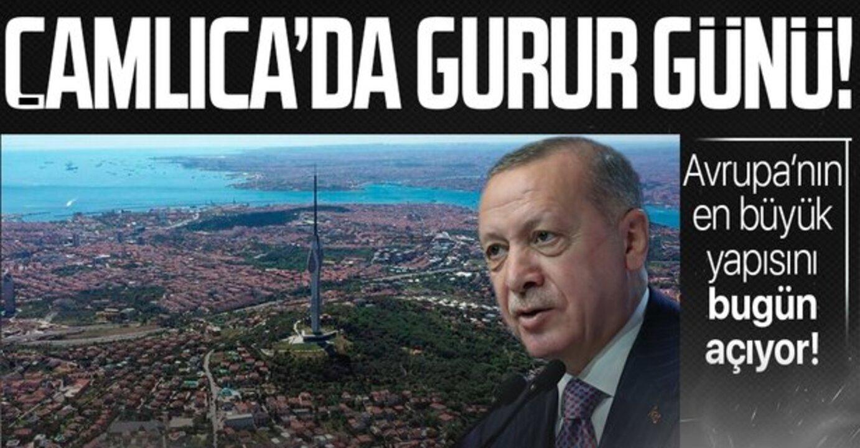 İstanbul, en gözde yapılardan bir sayılacak olan Çamlıca Kulesi'ne kavuşuyor!