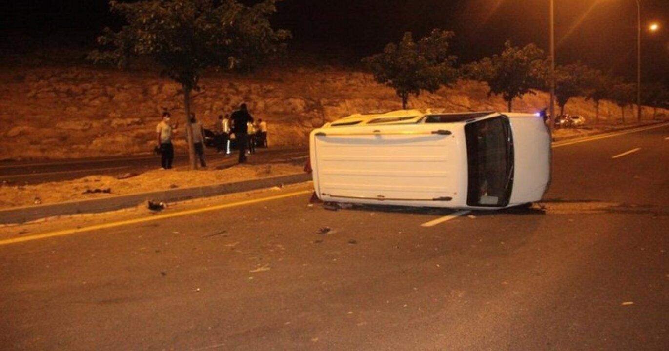 Şanlıurfa'da kaza! 3'ü ağır 7 kişi yaralandı