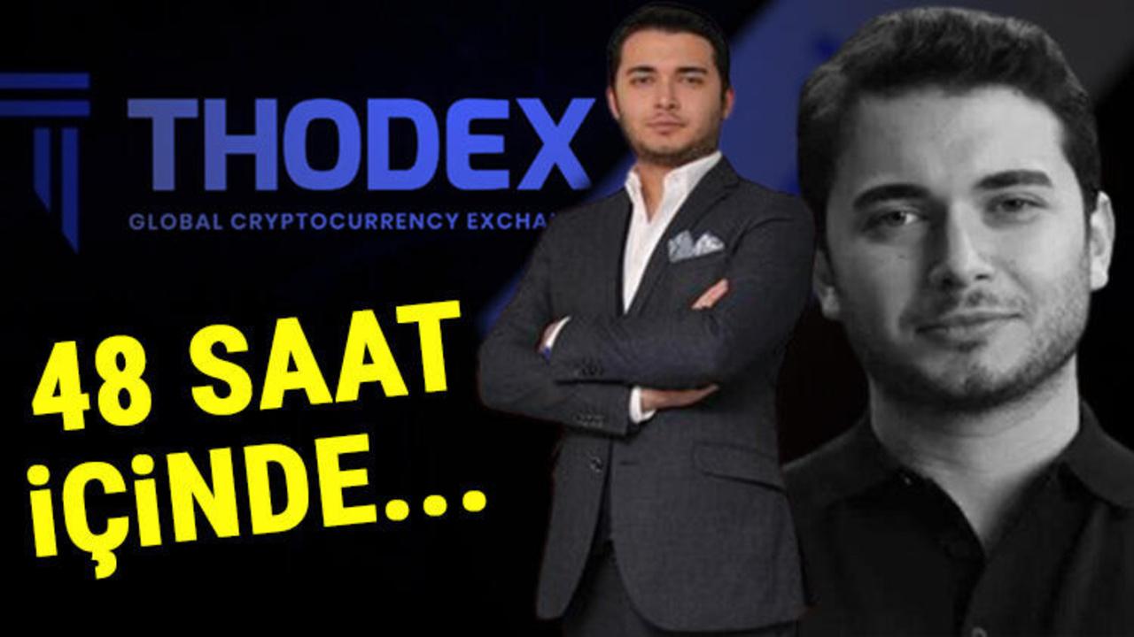 Thodex vurguncusu Faruk Fatih Özer'in son 48 saati!