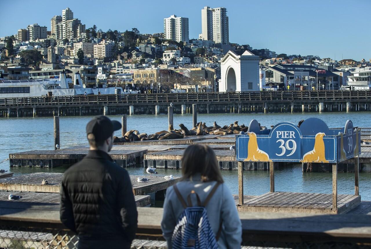 ABD'nin San Francisco şehrinde aşılama kararı