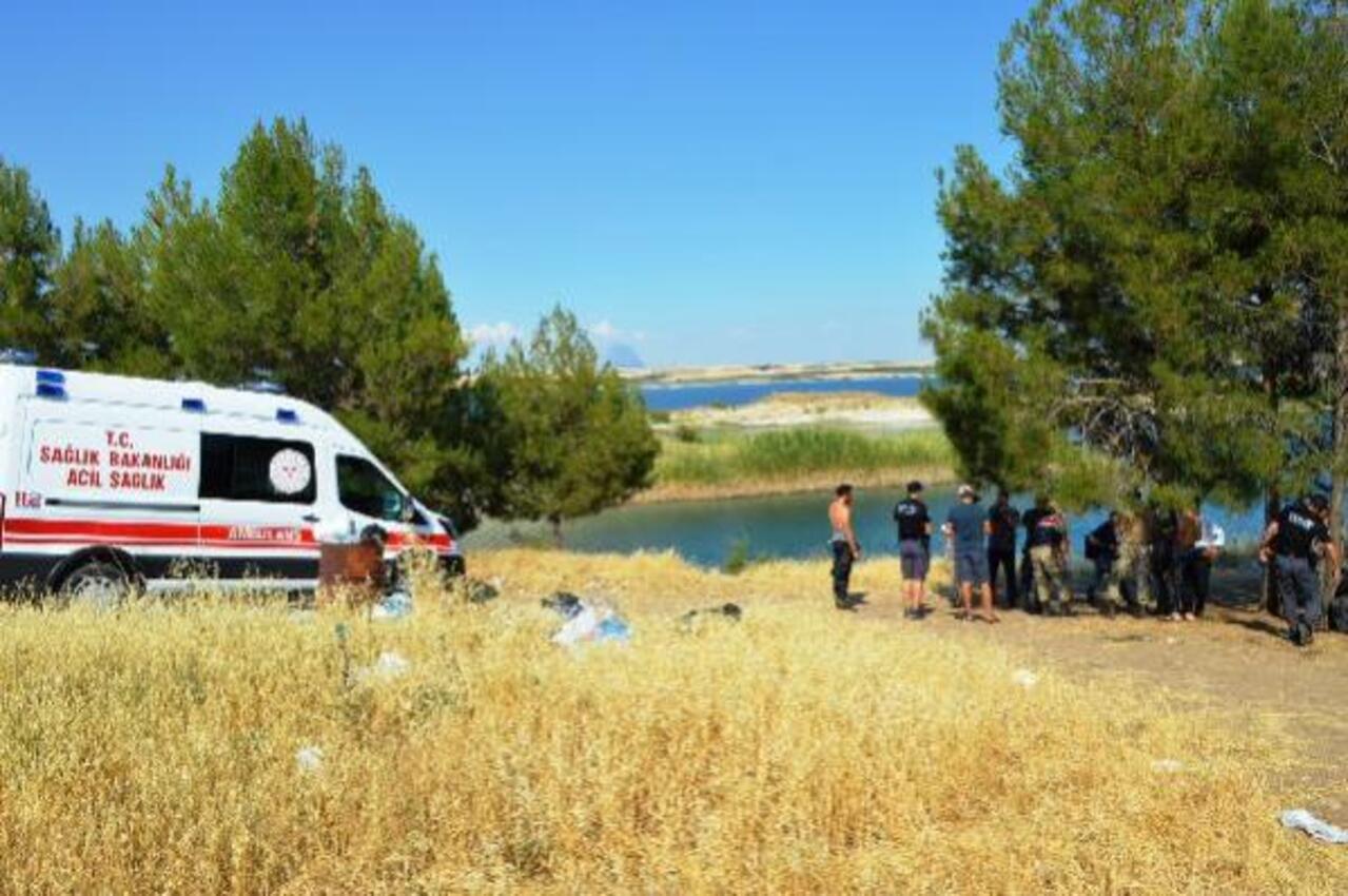 Adıyaman'da baraja giren teyze ve yeğeni, hayatını kaybetti