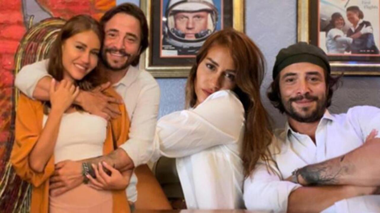Ahmet Kural, sevgilisi Çağla Gizem Çelik ile beraber Amerika'da ikinci yılını kutladı