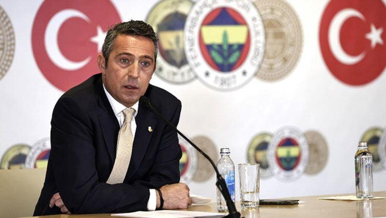 Ali Koç'tan teknik direktör açıklaması