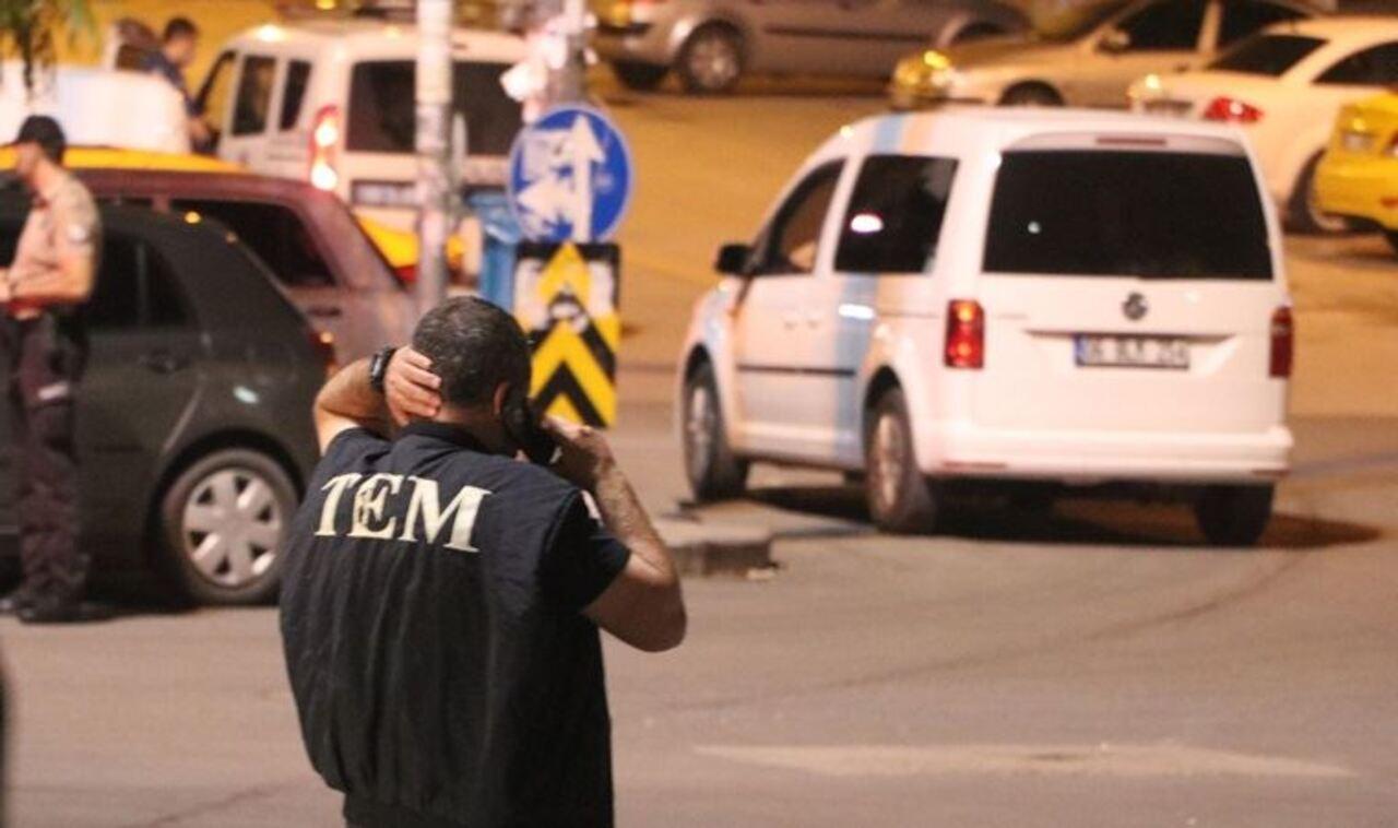 Ankara'da dur ihtarına uymayan şüpheli, polis noktasına ateş açtı