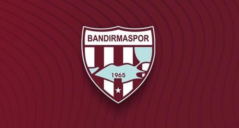 Bandırmaspor'da transfer!