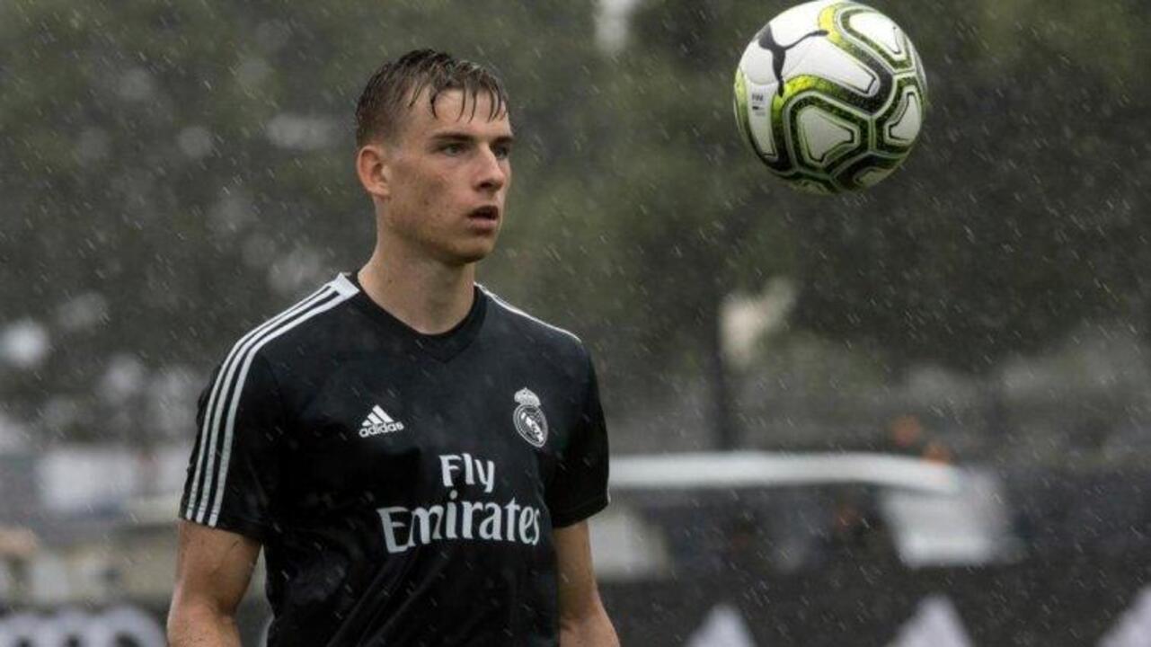 Beşiktaş Andriy Lunin'i kiralamak için harekete geçti