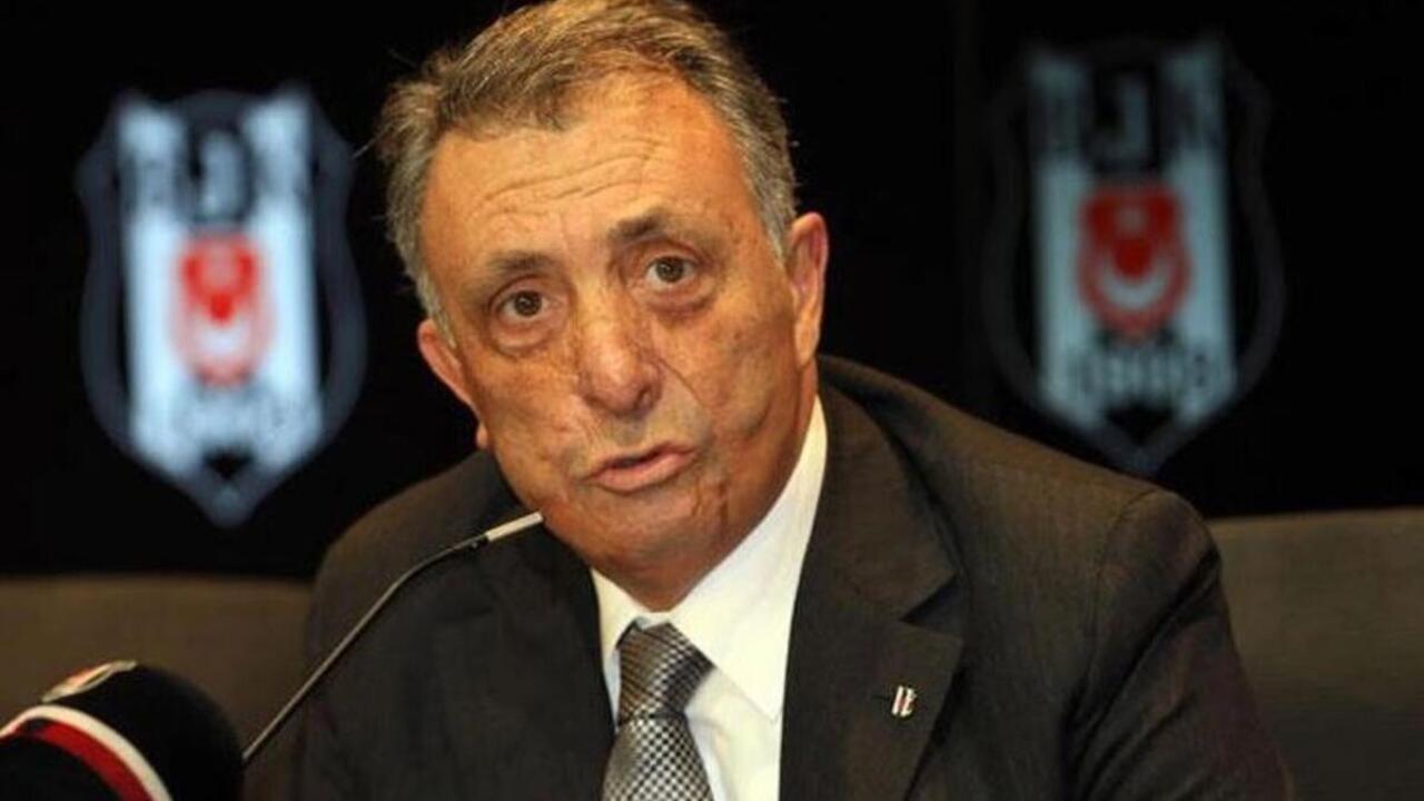 Beşiktaş başkanı Ahmet Nur Çebi'den golcü arayışı