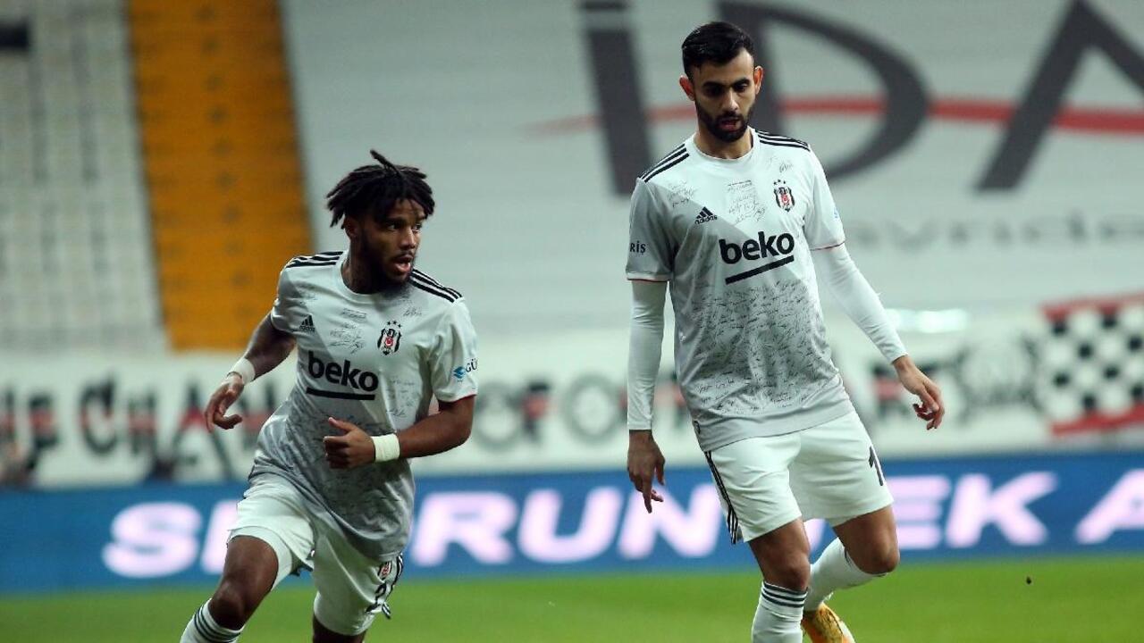 Beşiktaş Ghezzal ve Rosier için gaza bastı