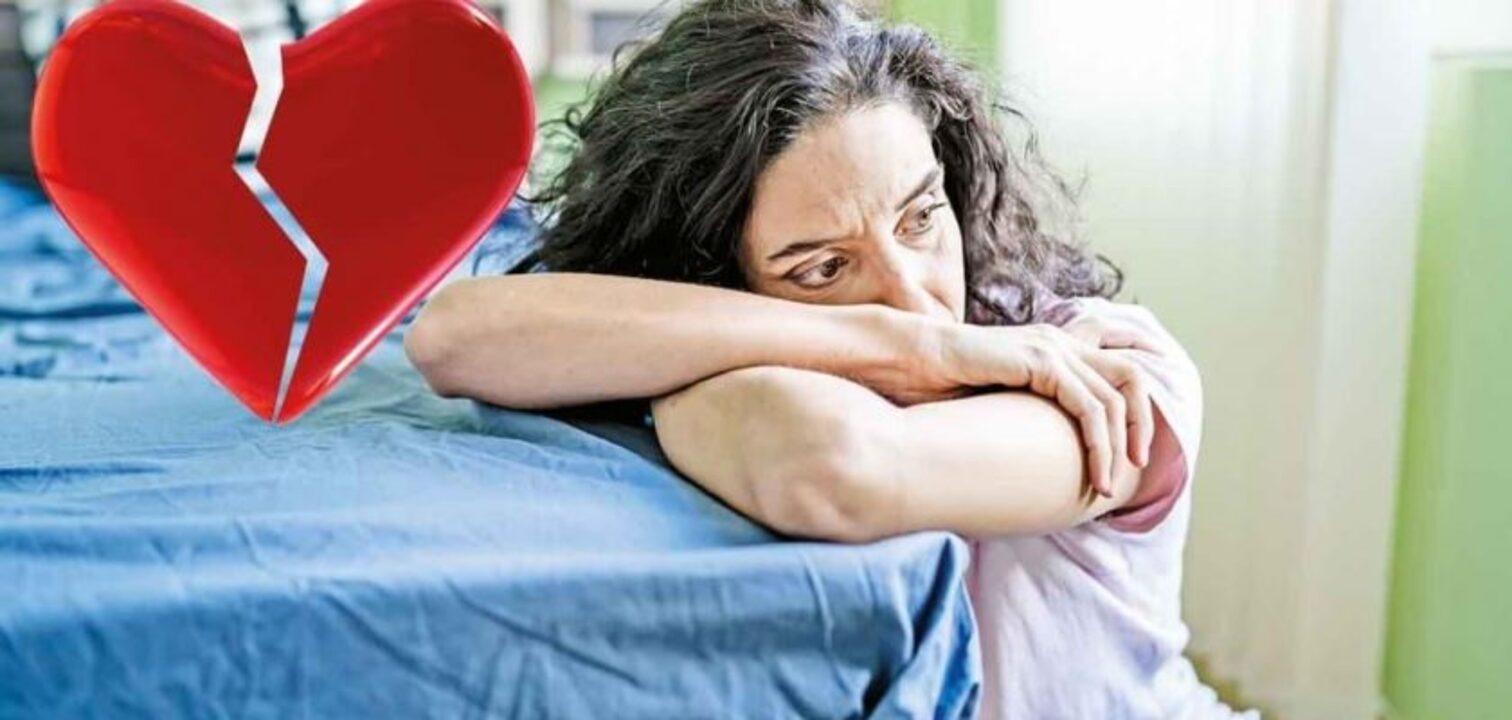 Bilim insanları aşırı üzüntünün 'kırık kalp sendromuna' sebep olduğunu açıkladı