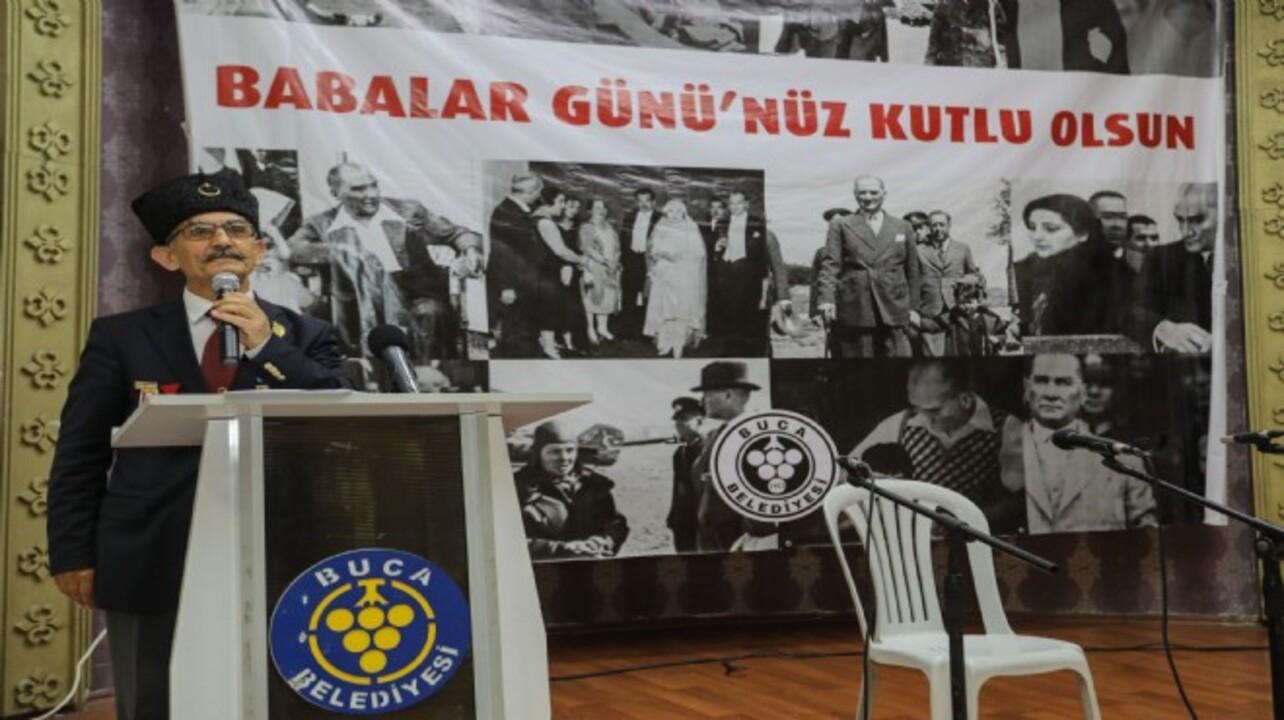 Buca Belediyesi, Babalar Gününde huzurevinde kalan yaşlıları unutmadı!