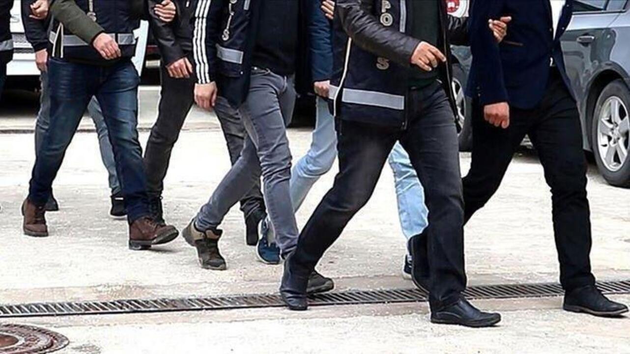 Edirne merkezli 9 ilde FETÖ operasyonu: 21 gözaltı