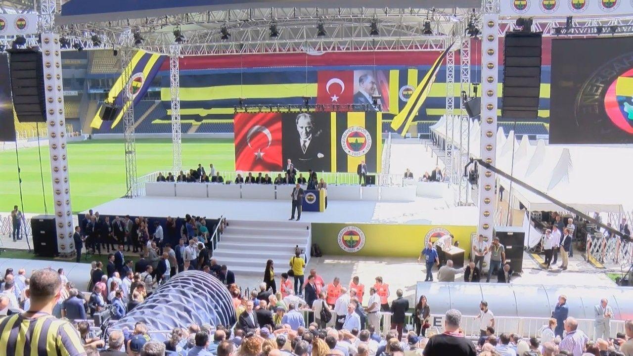 Fenerbahçe seçimde!