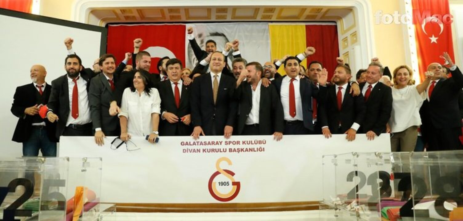 Galatasaray'da transfer şovu başladı