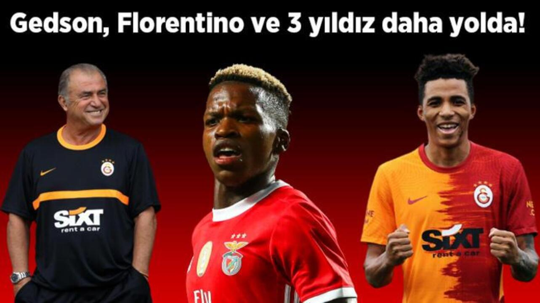 Galatasaray'ın yeni transferi Florentino Luis mi