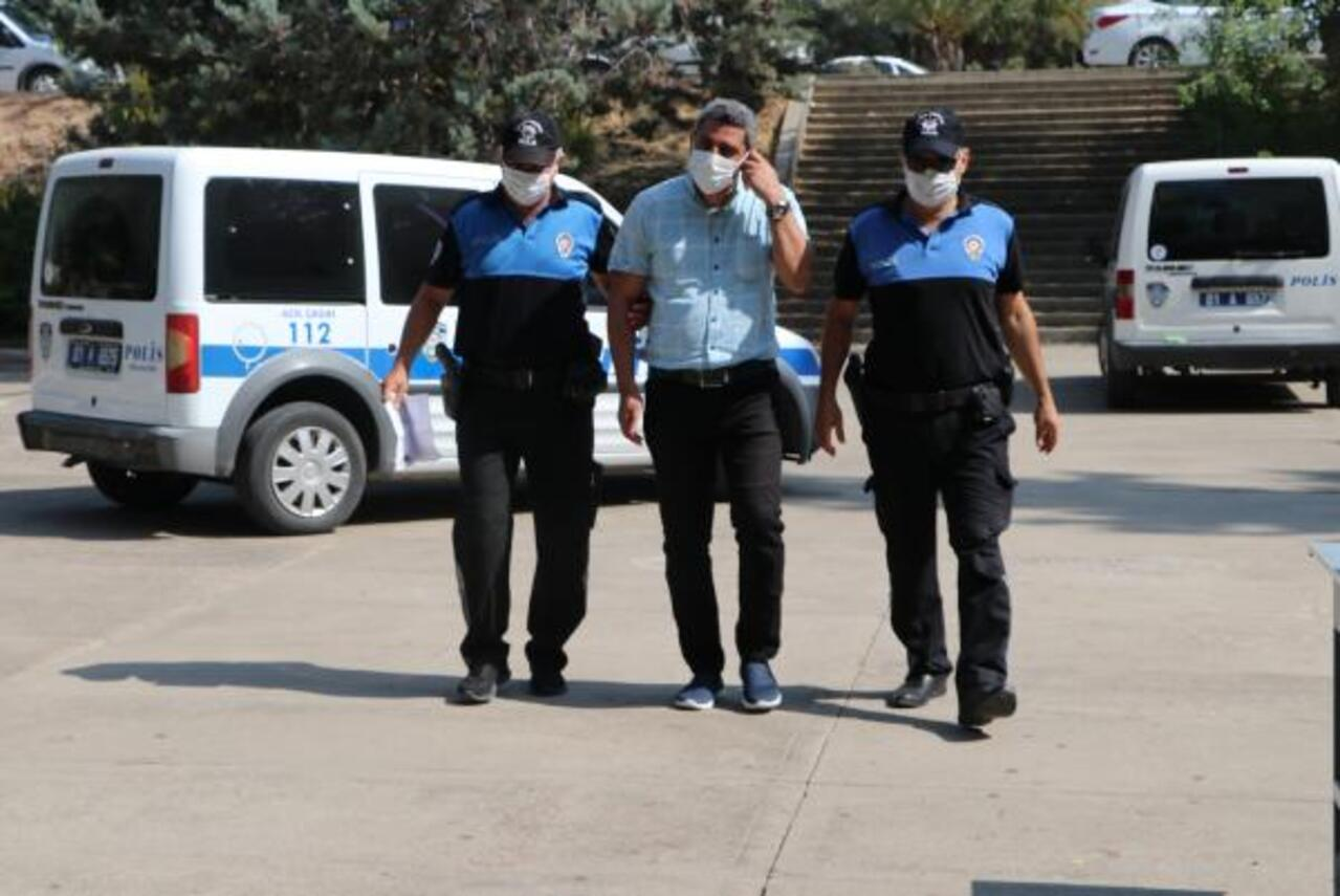 Görme engelli aday YKS'ye polisler tarafından götürüldü