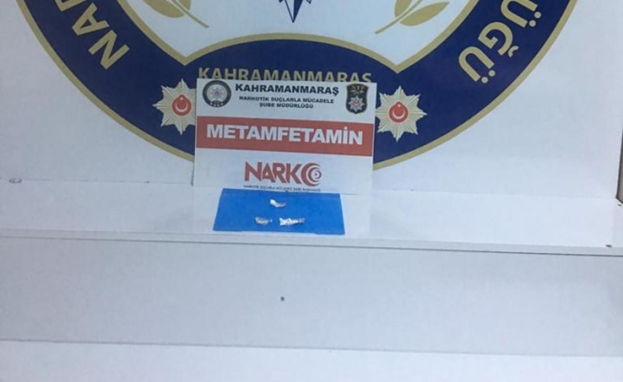 Kahramanmaraş'ta uyuşturucu satıcısı suçüstü yakalandı