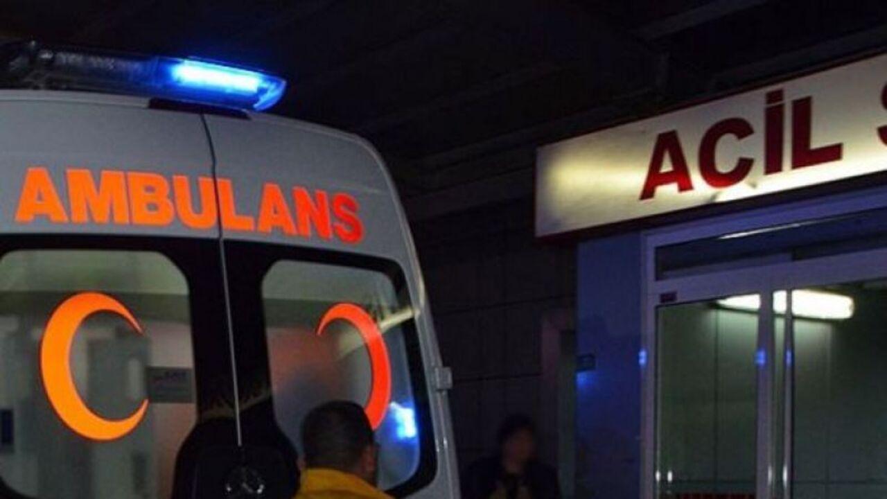 Kastamonu'da otomobil devrildi: 1 ölü!