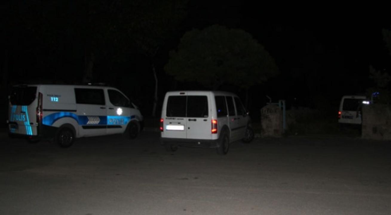 Kayseri'de parkta oturan genç maganda kurşunuyla vuruldu