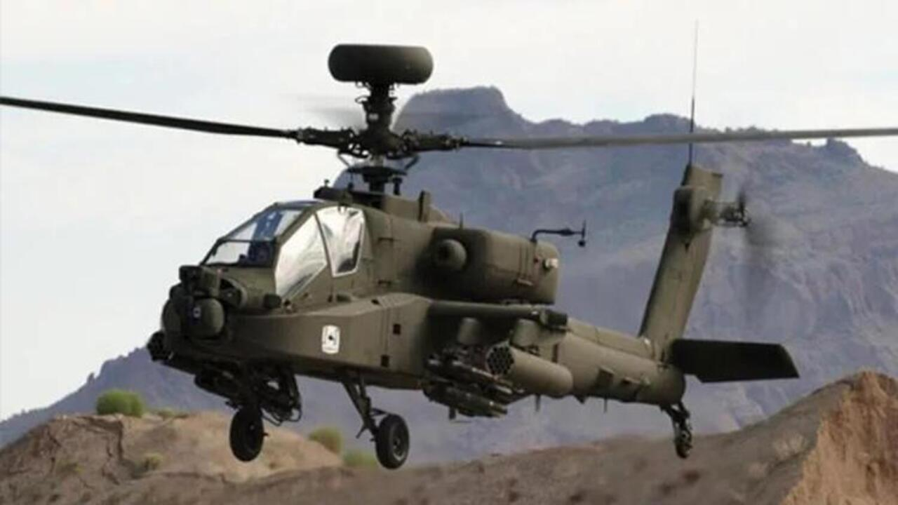 Kenya'da askeri helikopterin düşmesi sonucu 17 kişi hayatını kaybetti