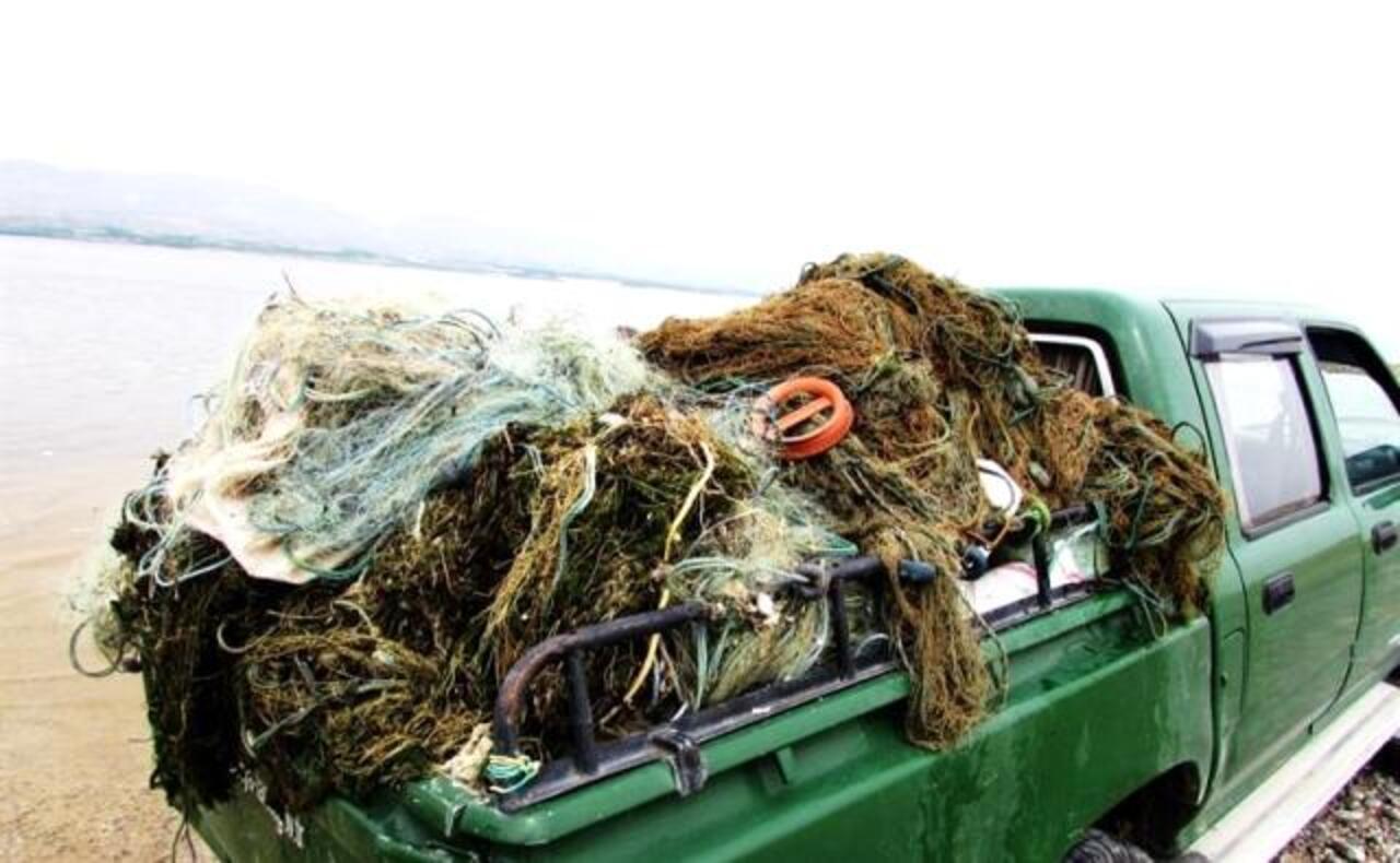 Malatya'da balık avı yasağı gerekçesiyle 13 kişiye idari para cezası uygulandı