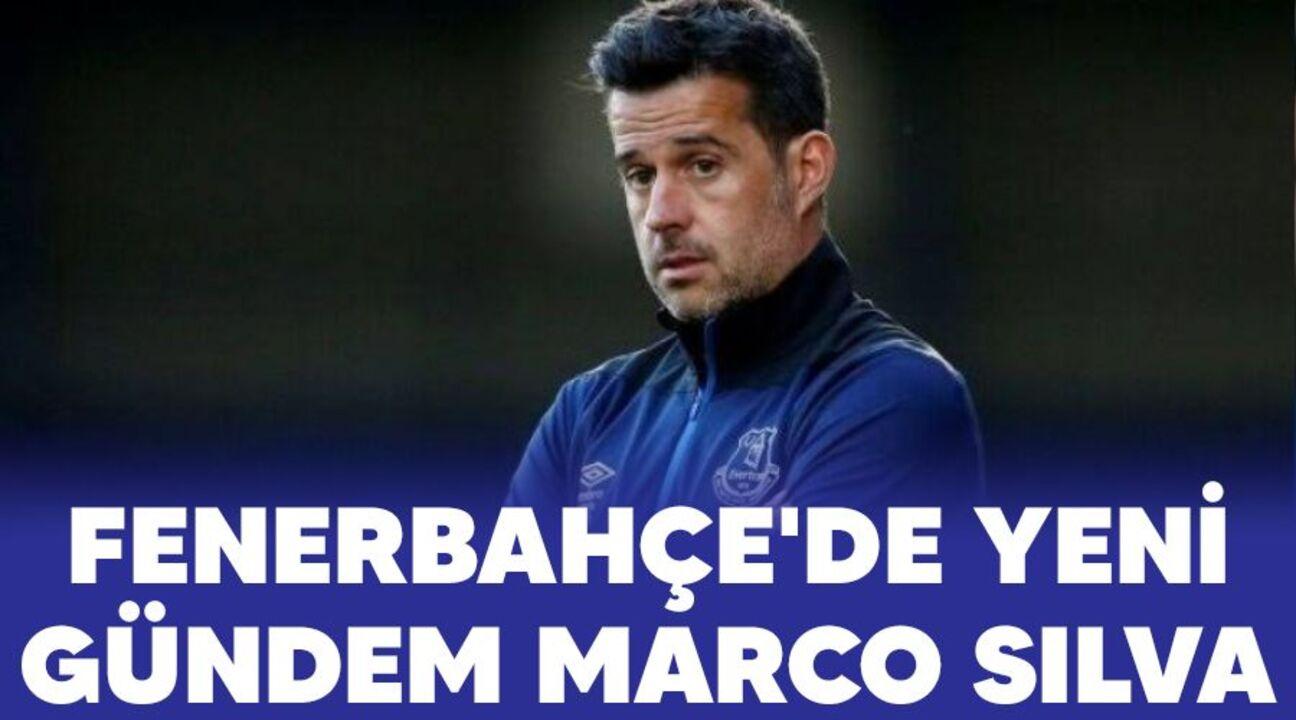 Marco Silva'nın yeni takımı Fenerbahçe