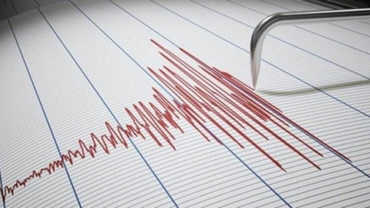 Marmaris'te 4.1 şiddetinde deprem