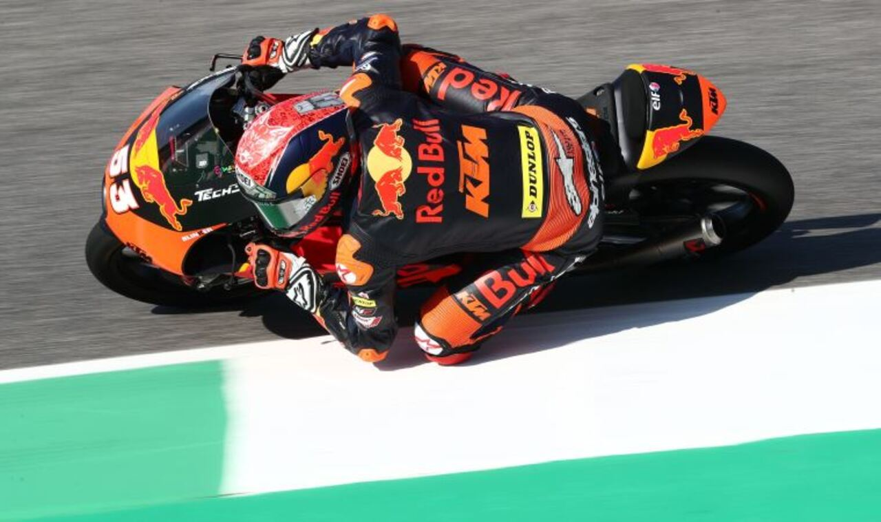 Milli motosikletçi 15. oldu