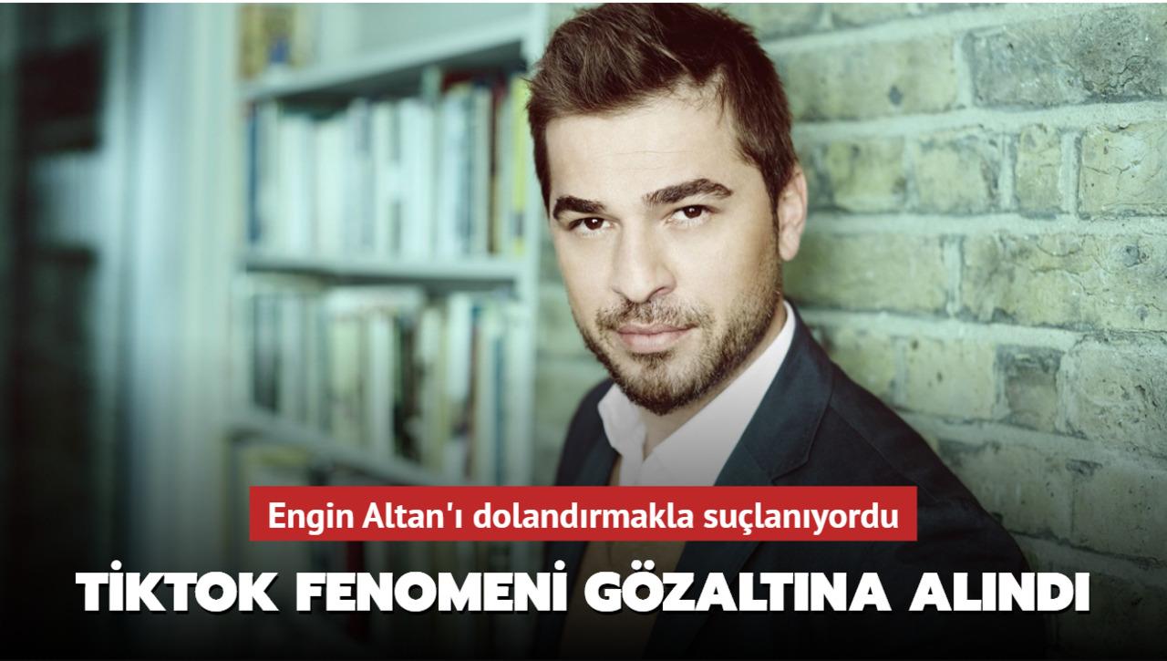 Oyuncu Engin Altan Düzyatan'a 575 milyon dolarlık sahte çek verilmiş!