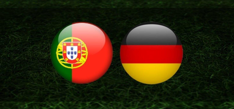 Portekiz-Almanya maçında gülen taraf panzerler oldu!