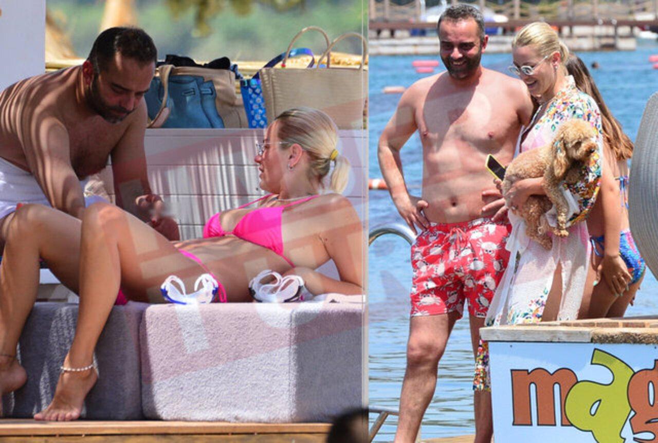 Şentürk ailesi tatile çıktı!