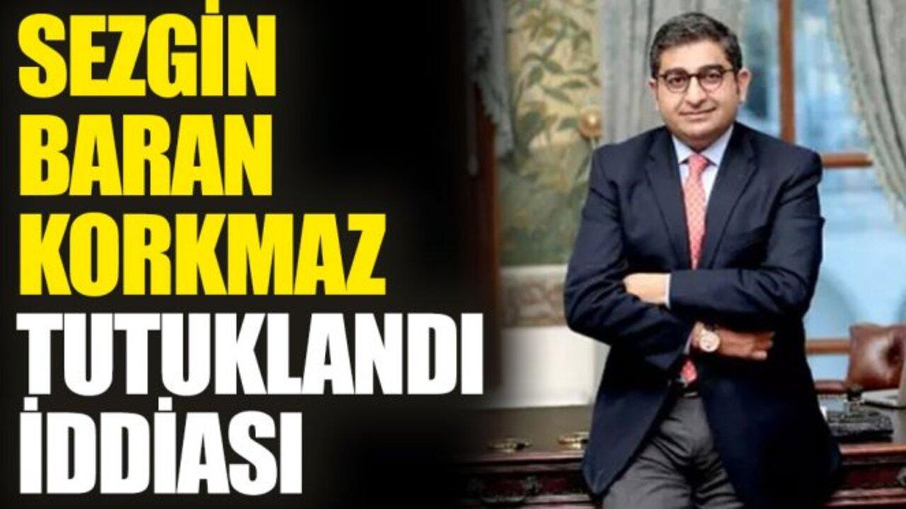 Sezgin Baran Korkmaz'ın Avusturya'da tutuklandığı iddia edildi