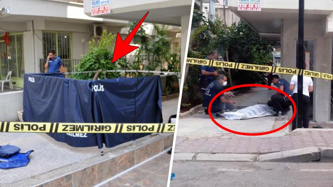Sıcaktan bunalan adam dinlendiği yerde hayatını kaybetti