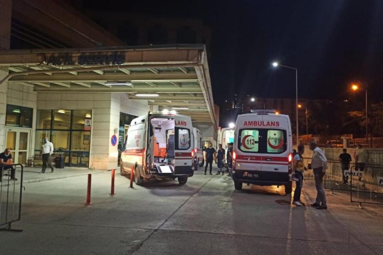Siirt'te jandarma ekiplerine saldırı: 2 ölü 12 yaralı