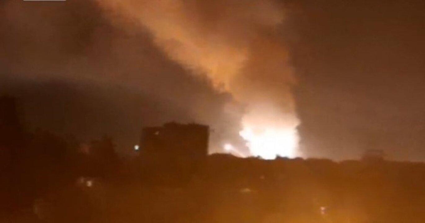 Sırbistan'daki mühimmat fabrikasında ikinci patlama!