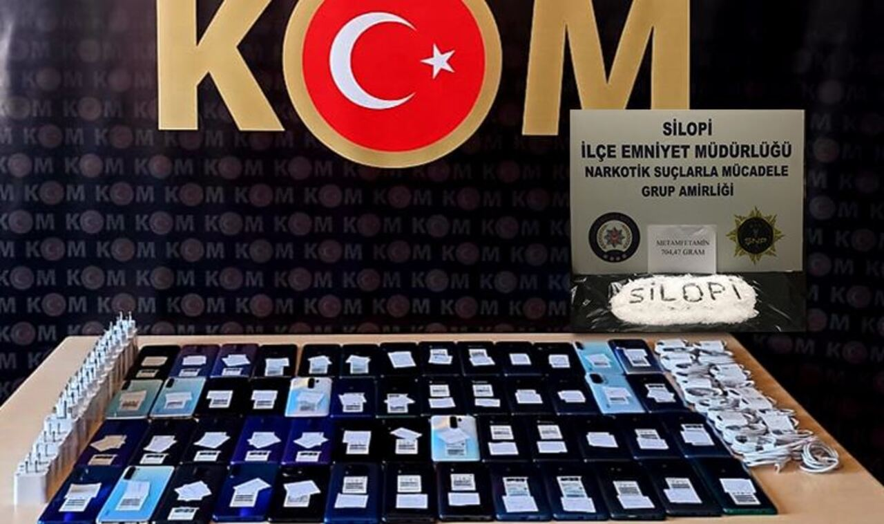 Şırnak'ta asayiş ve kaçakçılık operasyonu: 70 gözaltı